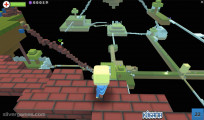 Minecraft Sky Land: Gameplay
