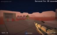 MineGuy 2: Among Them: Gameplay Shooting