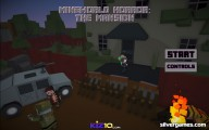 Mineworld Horror Mansion: Menu