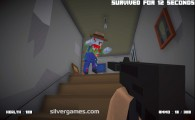 Mineworld Horror: Shooting