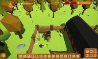 Mini Farm: Gameplay Working Farmer