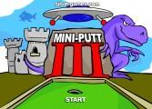 Mini Putt 3: Menu