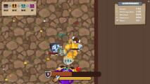MiniGiants.io: Attacking Warriors