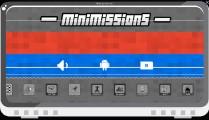 MiniMissions: Menu