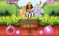 Moana Cute Zoo: Menu