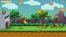 Monster Castle: Gameplay Defense