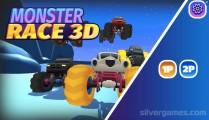 Monster Race 3D: Menu