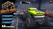Monster Truck Extreme Racing: Menu