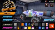 Monster Truck Extreme Racing: Garage Truck Gameplay