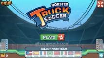 Monster Truck Soccer: Menu