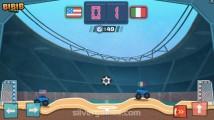 Monster Truck Soccer: Gameplay Soccer Duell