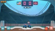 Monster Truck Soccer: Gameplay Car Soccer