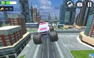 Monster Truck Stunts: Gameplay Car Racing