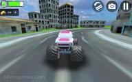 Monster Truck Stunts: Gameplay Truck Racing