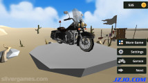 Moto Speed GP: Motorcycle Selection
