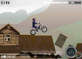 Moto Trial Fest 2: Gameplay Stunt Obstacles