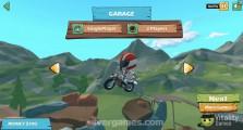 Moto Trial Racing: Gameplay Racing Level Car