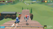 Moto Trial Racing: Gameplay Motocycle Racing