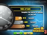 Moto X Madness 3: Racing Options
