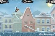 Moto X3M 4: Winter : Screenshot