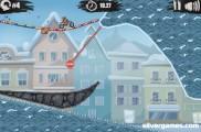 Moto X3m 3 Winter: Stunts