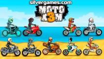 Moto X3M Spooky Land: Bikes
