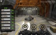 Motor Wars 2: Gameplay Vehicle Selection