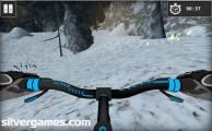 Mountain Bike Hill Racing: Dirt Bike