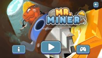 Mr. Miner: Menu