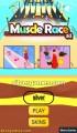 Muscle Race 3D: Menu