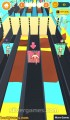 Muscle Race 3D: Gameplay Pushing Wall