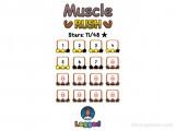 Muscle Run: Menu