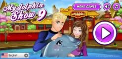 My Dolphin Show 9: Menu