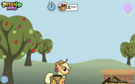 My Little Pony Birthday: Collecting Apples
