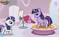 My Little Pony Birthday: Dress Up Unicorn