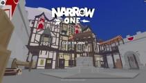 Narrow.one: Menu