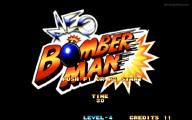 Neo Bomberman: Menu