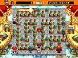 Neo Bomberman: Gameplay Bomberman Multiplayer
