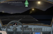 Night Rider Turbo: Gameplay Cockpit