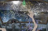 Night Rider Turbo: Night Driving Crash