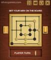 Nine Men's Morris: Strategy Game