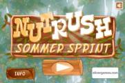 Nut Rush 2: Menu