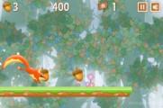 Nut Rush 2: Gameplay Jumping