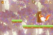 Nut Rush 2: Gameplay Squirrel Jumping