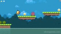 Nutmeg: Gameplay Duck Jumping