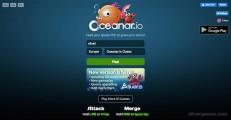 Oceanar.io: Menu