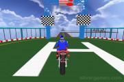 Offroad Bike Race 3D: Starting Race