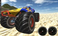 Offroad Monster Truck Simulator: Gameplay