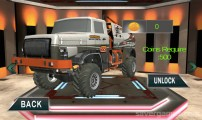 Offroad Mud Truck: Vehicle Selection