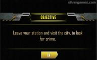 Offroad Police Transport: Mission